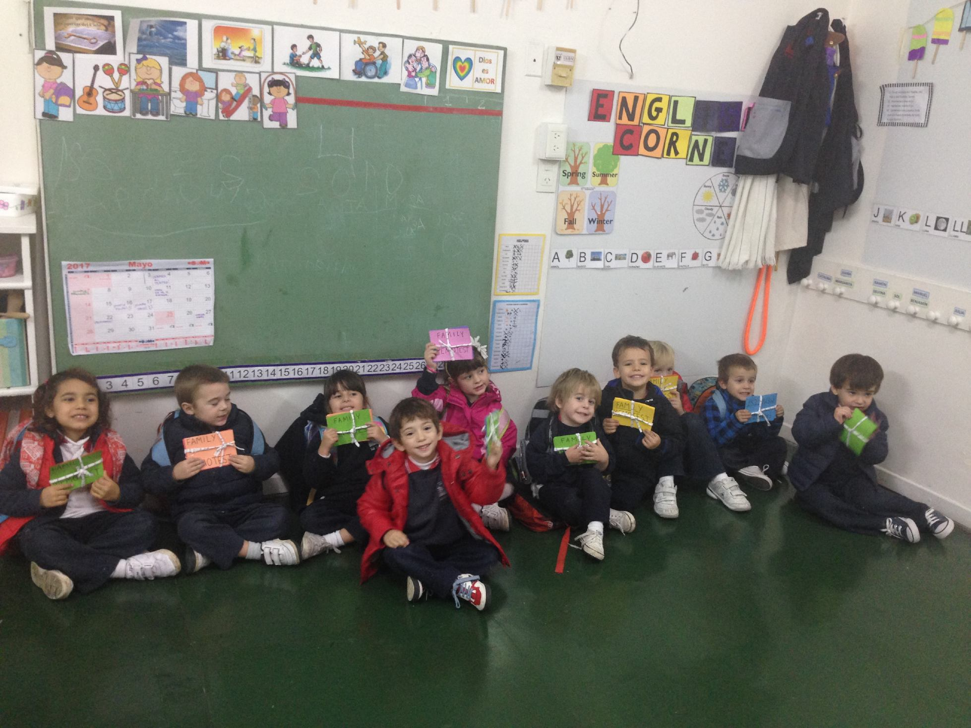 Ir al blog KINDER 4 AFTERNOON 2017